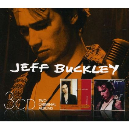 VINYLO.SK | BUCKLEY, JEFF - SKETCHES FOR MY SWEETHEART THE DRUNK / GRACE [3CD]