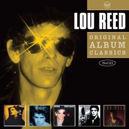 VINYLO.SK | REED, LOU - ORIGINAL ALBUM CLASSICS3 [5CD]