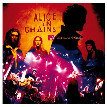 VINYLO.SK | ALICE IN CHAINS - MTV UNPLUGGED (2LP)180GR. AUDIOPHILE VINYL