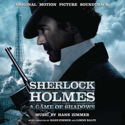 VINYLO.SK | OST - SHERLOCK HOLMES - A GAME OF SHADOWS [CD]