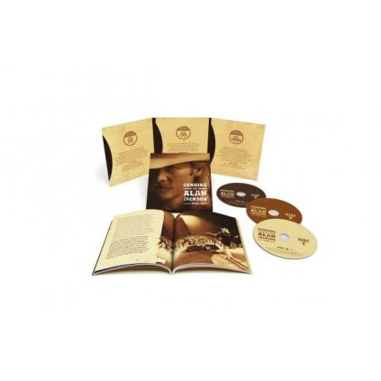 VINYLO.SK | JACKSON, ALAN - THE ALAN JACKSON STORY [3CD]
