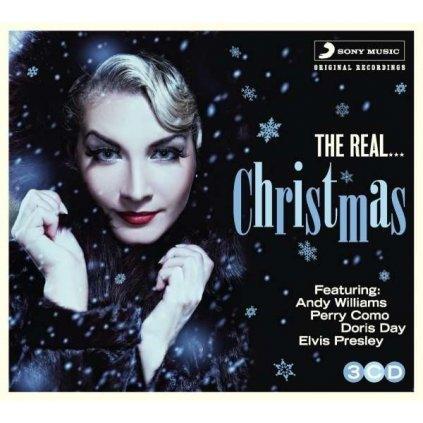 VINYLO.SK | Rôzni interpreti - THE REAL... CHRISTMAS [3CD]