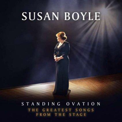 VINYLO.SK | BOYLE, SUSAN - STANDING OVATION [CD]