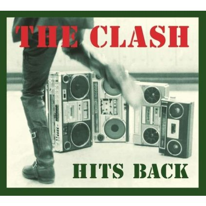 VINYLO.SK   CLASH - CLASH HITS BACK [2CD]
