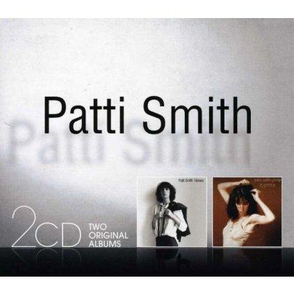 VINYLO.SK | SMITH, PATTI - HORSES / EASTER [2CD]