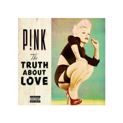 VINYLO.SK   PINK - THE TRUTH ABOUT LOVE [2LP]