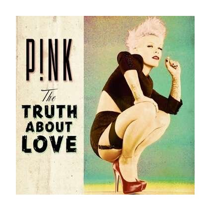 VINYLO.SK   PINK - THE TRUTH ABOUT LOVE [CD]