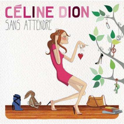 VINYLO.SK | DION, CELINE - SANS ATTENDRE [CD]