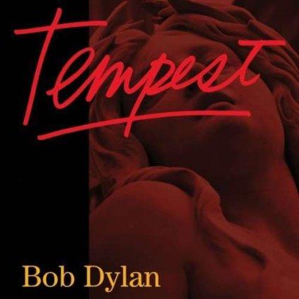 VINYLO.SK   DYLAN, BOB - TEMPEST [CD]