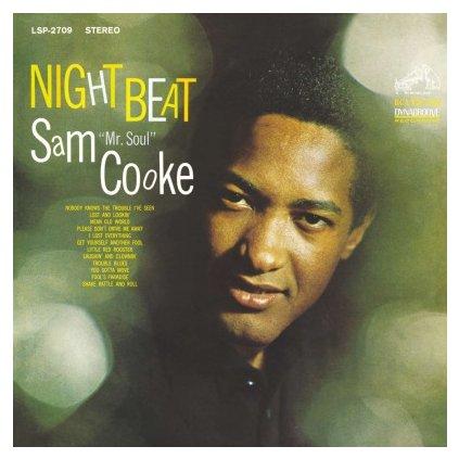VINYLO.SK | COOKE, SAM - NIGHT BEAT (LP)180GR. AUDIOPHILE VINYL