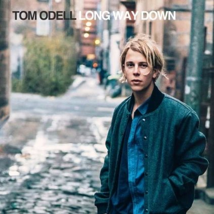 VINYLO.SK | ODELL, TOM - LONG WAY DOWN [LP]