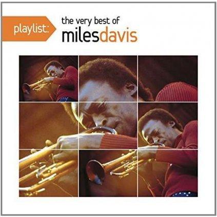 VINYLO.SK | DAVIS, MILES - PLAYLIST: VERY BEST OF [CD]
