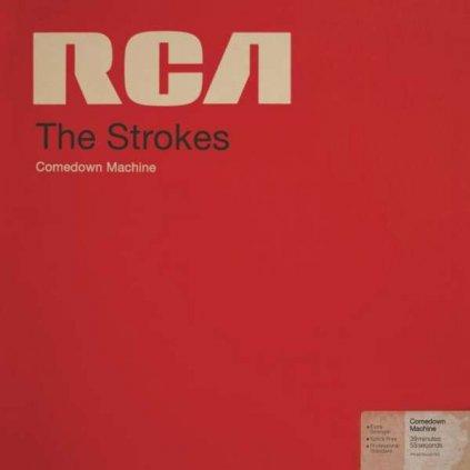 VINYLO.SK | STROKES - COMEDOWN MACHINE [LP]