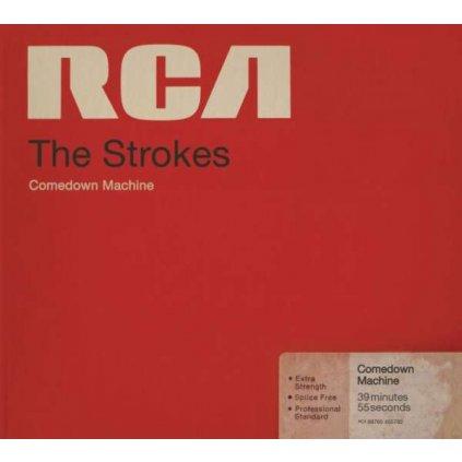 VINYLO.SK | STROKES - COMEDOWN MACHINE [CD]