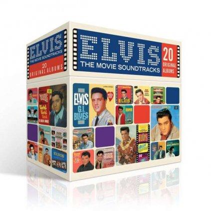 VINYLO.SK   Presley Elvis ♫ The Perfect Elvis Presley Soundtrack Collection [20CD] 0888430166424