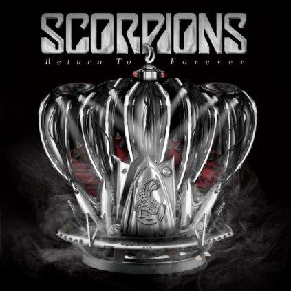 VINYLO.SK | SCORPIONS - RETURN TO FOREVER [CD]