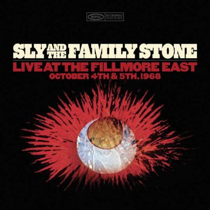 VINYLO.SK | SLY & THE FAMILY STONE - LIVE AT THE FILLMORE [4CD]