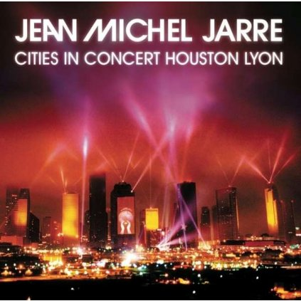 VINYLO.SK | JARRE, JEAN-MICHEL - HOUSTON / LYON 1986 [CD]