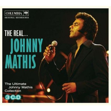 VINYLO.SK | MATHIS, JOHNNY - THE REAL... JOHNNY MATHIS [3CD]