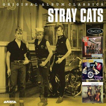 VINYLO.SK | STRAY CATS - ORIGINAL ALBUM CLASSICS [3CD]