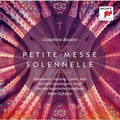 VINYLO.SK | ROSSINI, G. - PETITE MESSE SOLENELLE [CD]