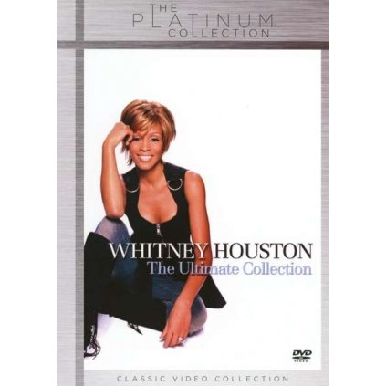 VINYLO.SK | HOUSTON, WHITNEY - THE ULTIMATE COLLECTION [DVD]