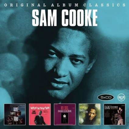 VINYLO.SK | COOKE, SAM - ORIGINAL ALBUM CLASSICS [5CD]