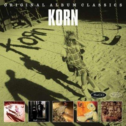 VINYLO.SK | KORN - ORIGINAL ALBUM CLASSICS [5CD]