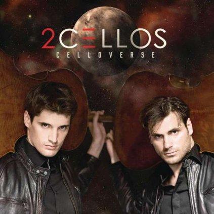 VINYLO.SK | TWO CELLOS - CELLOVERSE [CD]