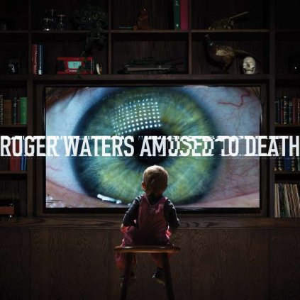 VINYLO.SK | WATERS, ROGER - AMUSED TO DEATH [CD]