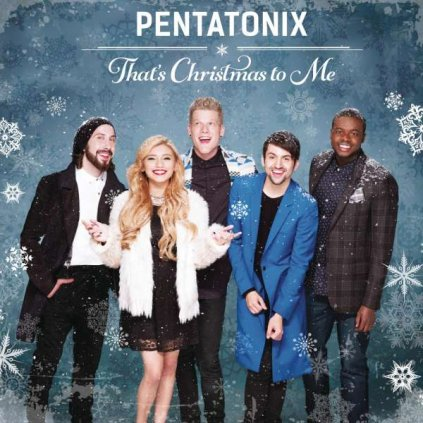 VINYLO.SK | PENTATONIX - THAT'S CHRISTMAS TO ME [CD]