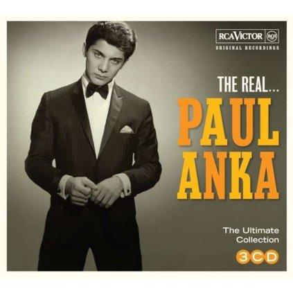 VINYLO.SK | ANKA, PAUL - REAL... PAUL ANKA [3CD]