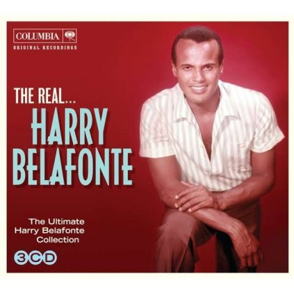 VINYLO.SK | BELAFONTE, HARRY - REAL... HARRY BELAFONTE [3CD]