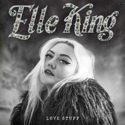 VINYLO.SK | KING, ELLE - LOVE STUFF [CD]