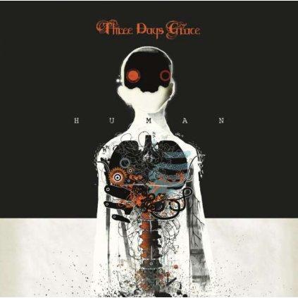 VINYLO.SK | THREE DAYS GRACE - HUMAN [CD]