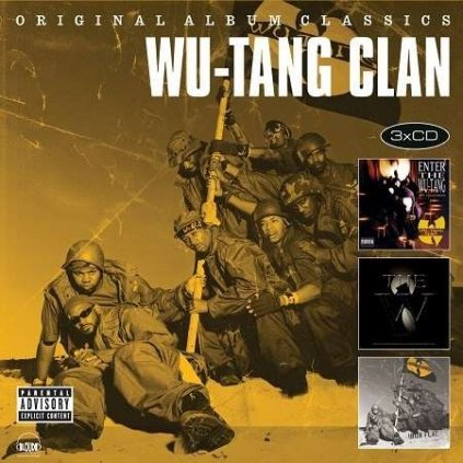 VINYLO.SK | WU-TANG CLAN - THE W [3CD]