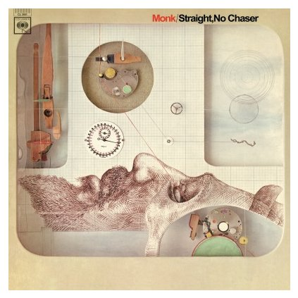 VINYLO.SK | MONK, THELONIOUS - STRAIGHT NO CHASER (LP)180 GRAM AUDIOPHILE PRESSING =REMASTERED=