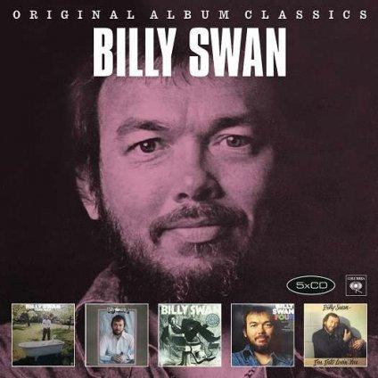 VINYLO.SK | SWAN, BILLY - ORIGINAL ALBUM CLASSICS [5CD]