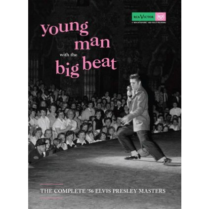 VINYLO.SK | PRESLEY, ELVIS - YOUNG MAN WITH THE BIG BEAT: THE COMPLETE '56 ELVIS PRESLEY MASTERS [5CD]