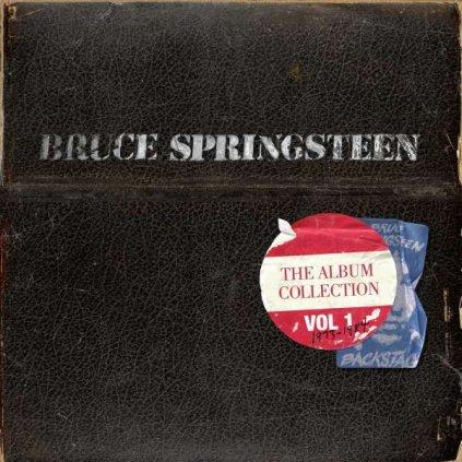 VINYLO.SK | SPRINGSTEEN, BRUCE - THE ALBUM COLLECTION VOL. 1, 1973-1984 [8CD]