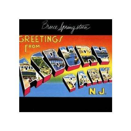 VINYLO.SK | SPRINGSTEEN, BRUCE - GREETINGS FROM ASBURY PARK, N.J. [LP]