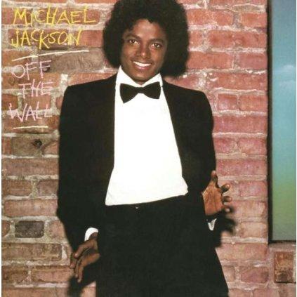 VINYLO.SK   JACKSON, MICHAEL - OFF THE WALL [CD]