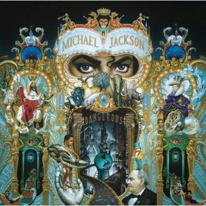 VINYLO.SK | JACKSON, MICHAEL - DANGEROUS [CD]