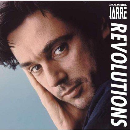 VINYLO.SK | JARRE, JEAN-MICHEL - REVOLUTIONS [CD]