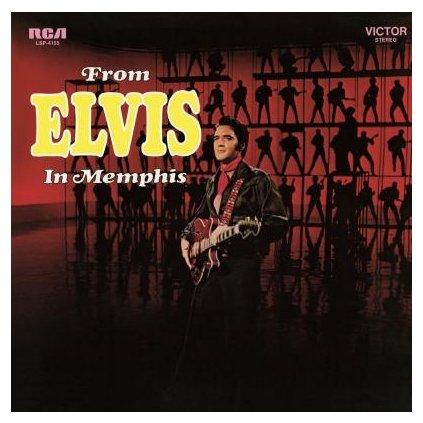 VINYLO.SK   PRESLEY ELVIS - FROM ELVIS IN MEMPHIS [LP] 180g AUDIOPHILE VINYL
