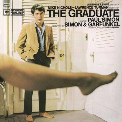 VINYLO.SK   SIMON & GARFUNKEL - THE GRADUATE (ORIGINAL SOUND TRACK RECORDING) [LP]