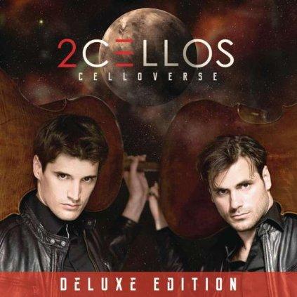 VINYLO.SK | TWO CELLOS - CELLOVERSE / Deluxe [CD + DVD]