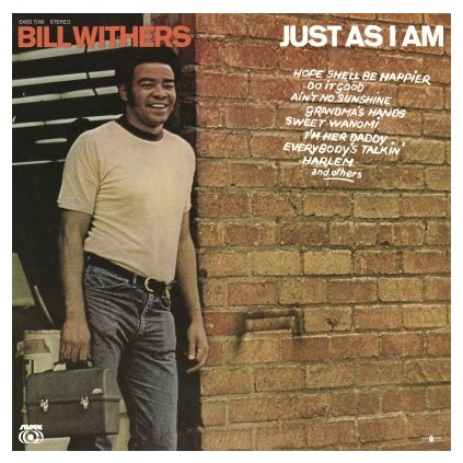 VINYLO.SK | WITHERS, BILL - JUST AS I AM (LP)180 GRAM AUDIOPHILE PRESSING