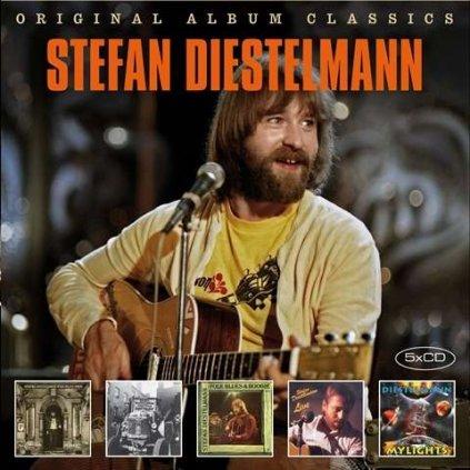 VINYLO.SK | DIESTELMANN, STEFAN - ORIGINAL ALBUM CLASSICS [5CD]