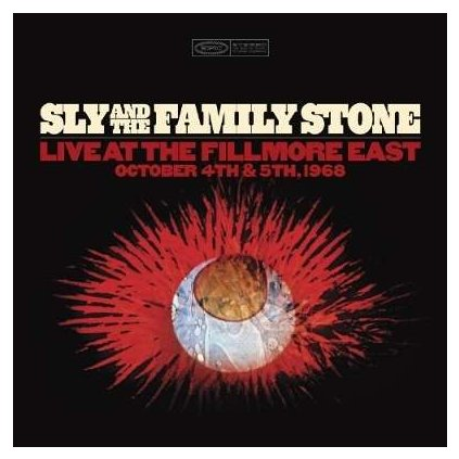 VINYLO.SK | SLY & THE FAMILY STONE - LIVE AT THE FILLMORE / HQ [2LP]